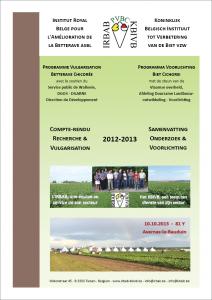 Jaarverslag 2012-2013